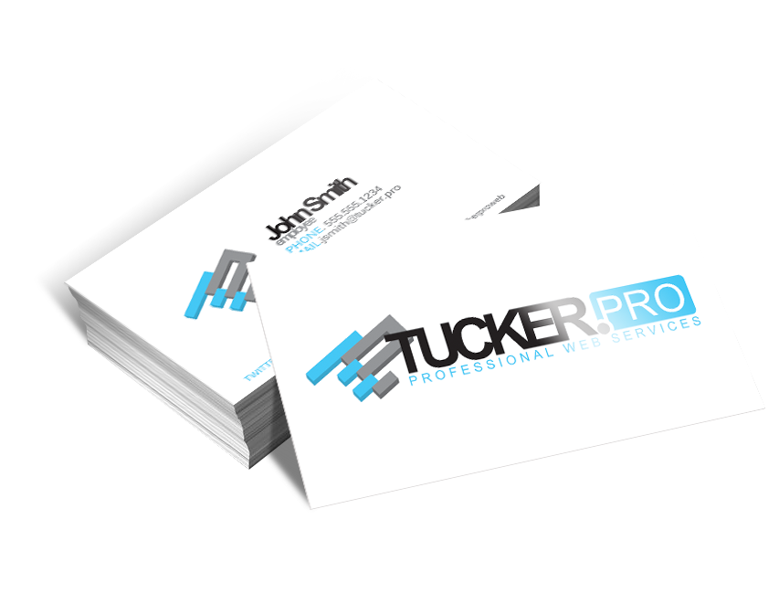 Graphic Design | Tucker Professional Web Services